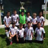 Gryphons 03B Red won the Boys U10 Gold division championship at Peninsula Cup