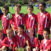 GSC 05B Red won the Boys U8 Gold division championship at Peninsula Cup